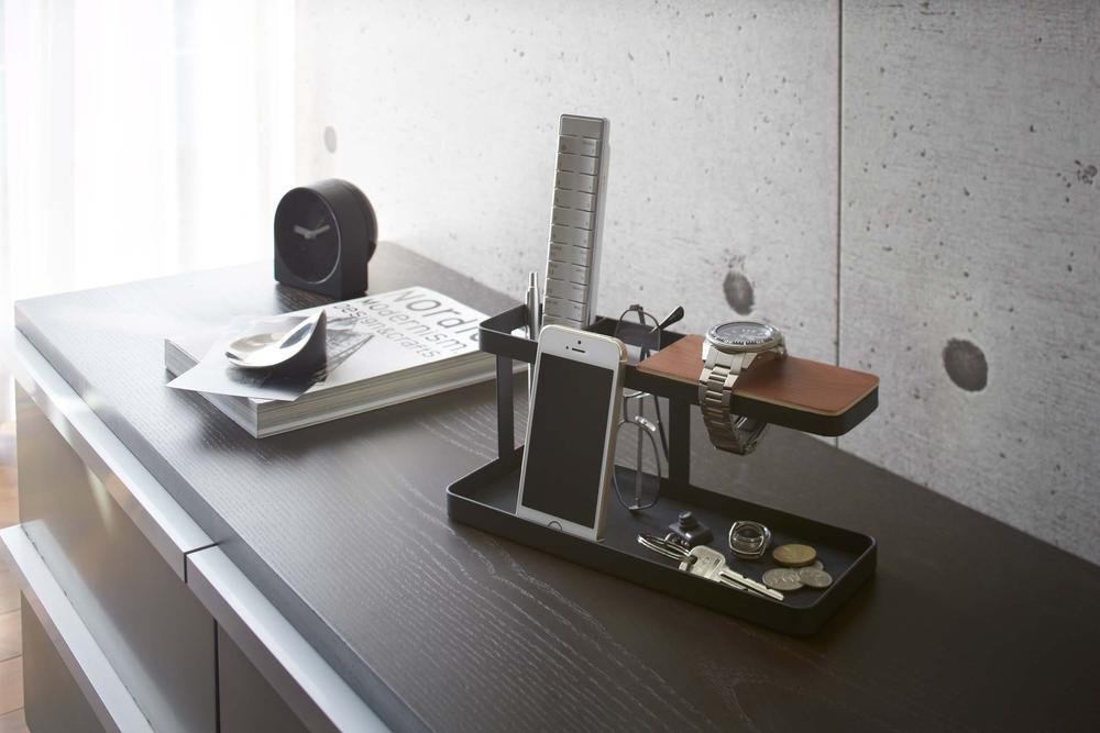 Yamazaki Tower Home Office Desk Organizer