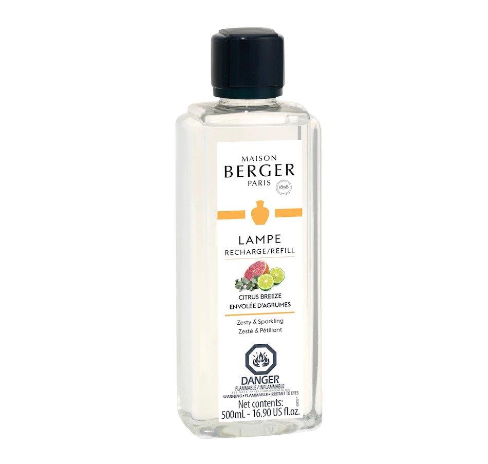 Maison Berger 500ml Fragrance, Citrus Breeze