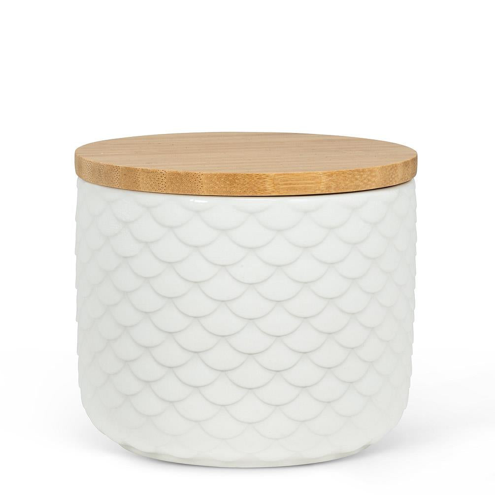 Abbott Textured Kitchen Canister