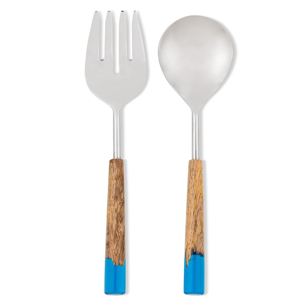 Abbott River Look Salad Servers