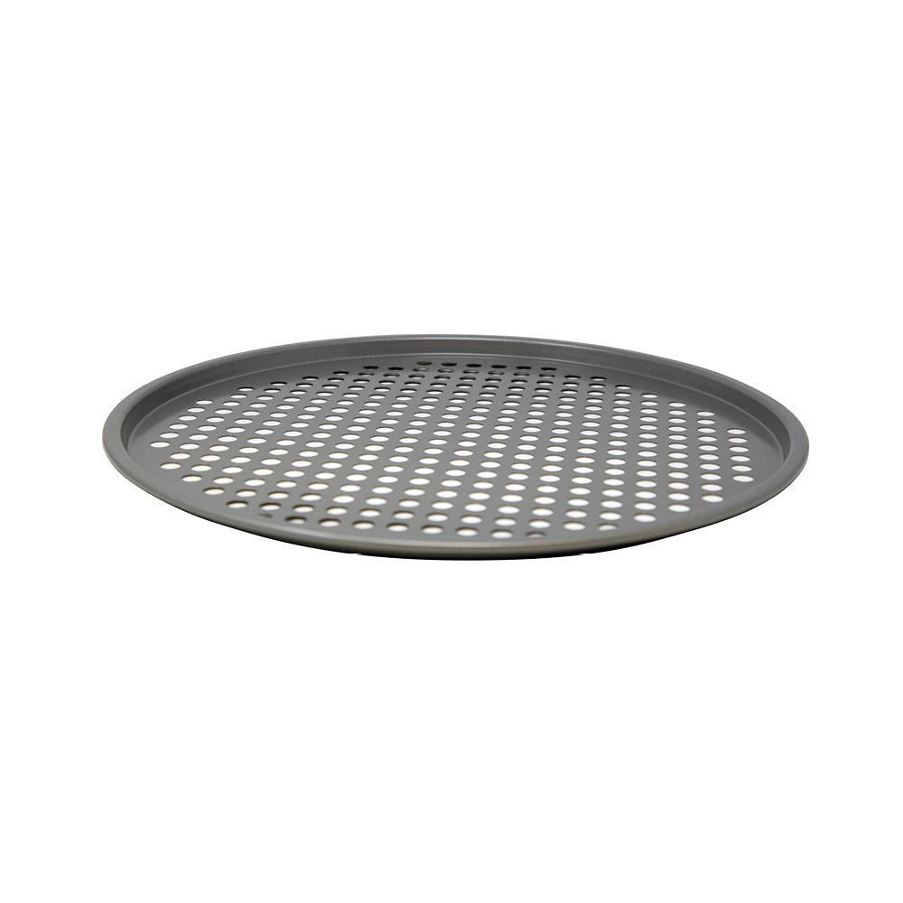 Meyer BakeMaster Non-Stick Perforated Pizza Pan - 14""