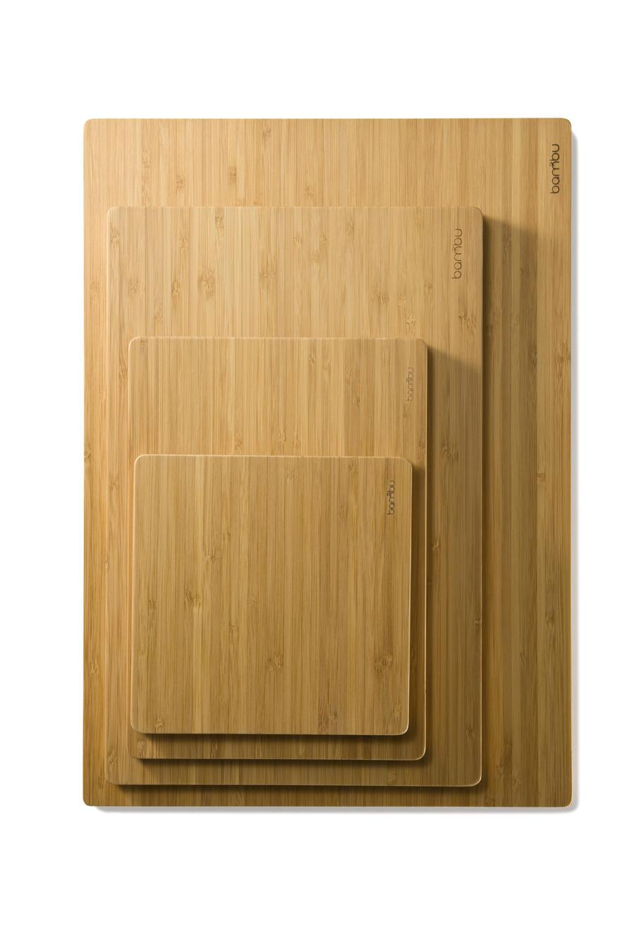 Bambu Undercut Serving & Cutting Board