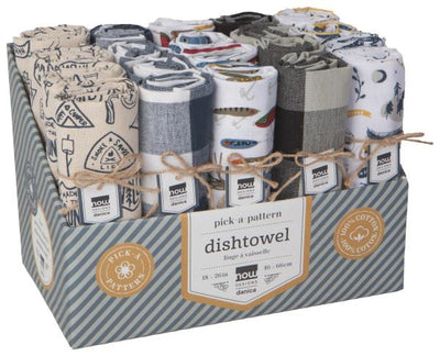 Now Designs Lodge Dish Towel - Assorted