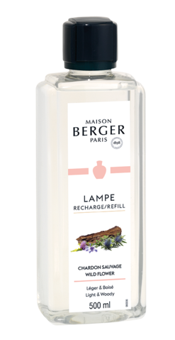 Maison Berger 500ml Fragrance, Wild Flower