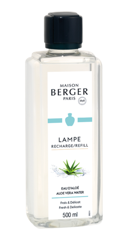 Maison Berger 500ml Fragrance, Aloe Vera Water