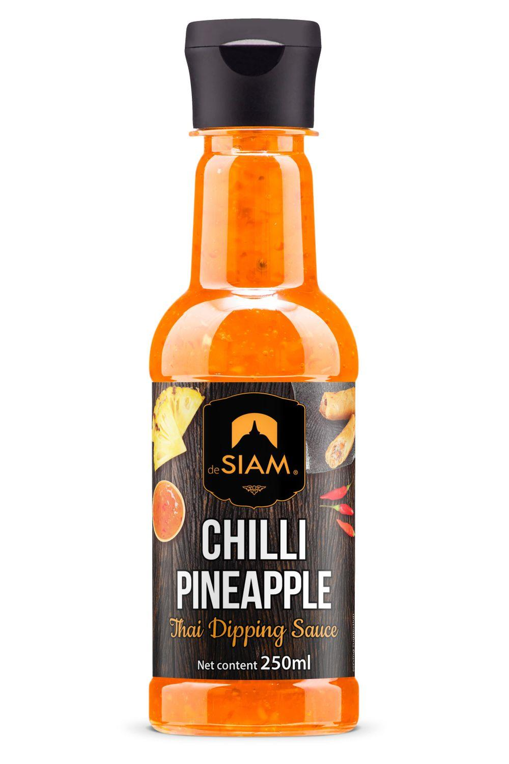 DeSiam Chili Pineapple Dipping Sauce