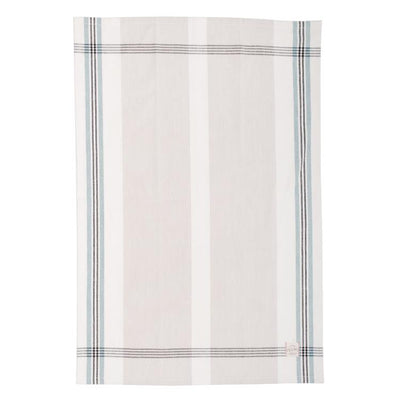 Harman Box Check Tea Towel Single