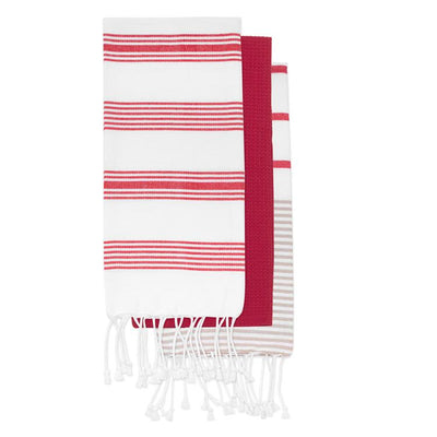 Harman Cabo Woven Tea Towel Set of 3