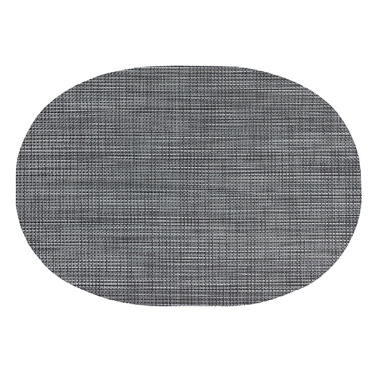 Harman Rio Oval Vinyl Placemat