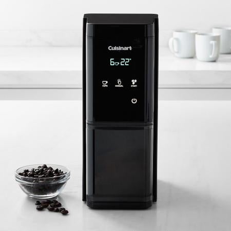 Cuisinart Touchscreen Burr Mill Coffee Grinder