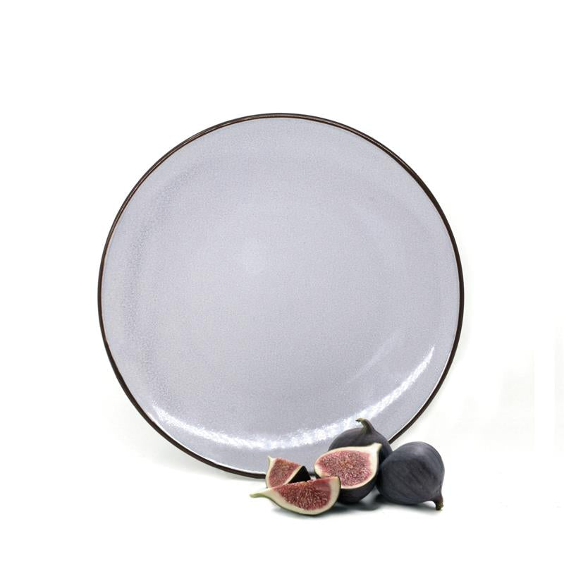 BIA Reactive Grey Side Plate