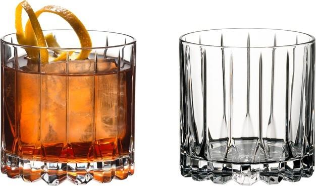 Riedel Drink Specific Rocks Tumbler Glasses Set of 2