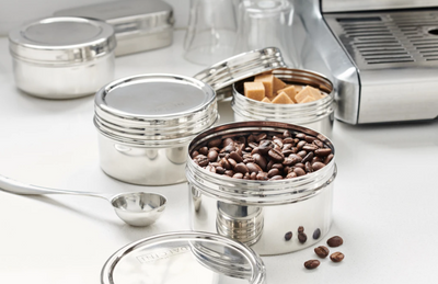Dalcini Stainless Lunch Twist Top Trio