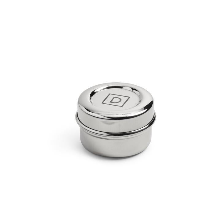 Dalcini Stainless Lunch Condiment Container
