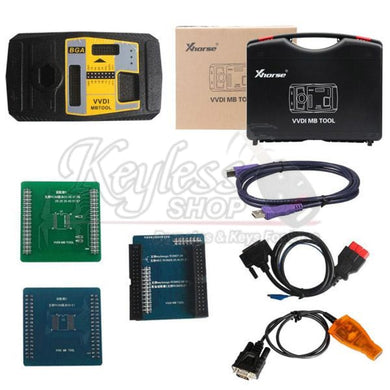 Xhorse V4.8.0 VVDI MB BGA Tool Mercedes Benz Key Programmer - The Keyless Shop Wholesale