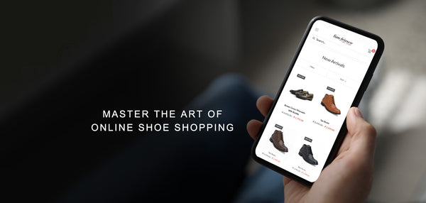 Tips and Tricks to master the art of ONLINE shoe shopping!