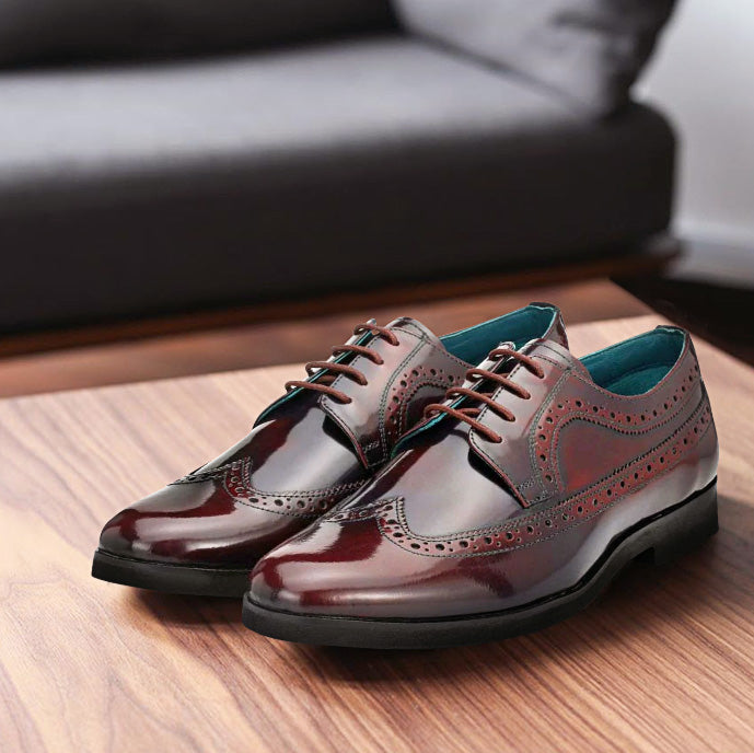 Buy Men's Leather Shoes Online in India