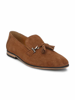 Tan Loafer