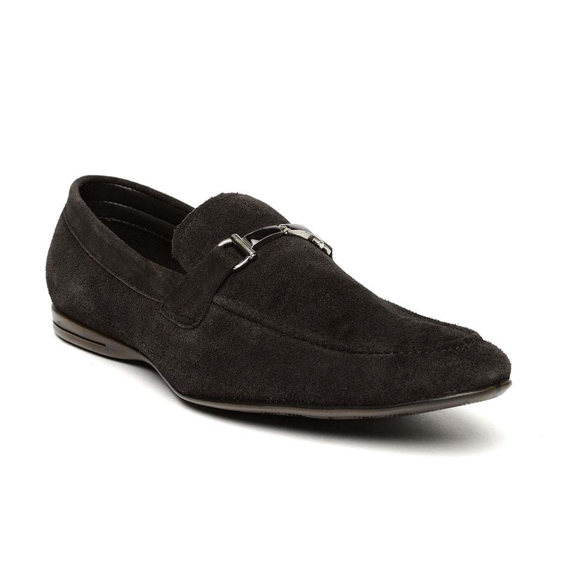Brown Derby Slip-Ons