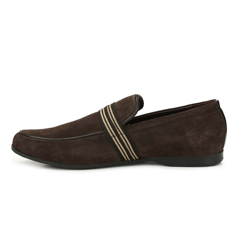 San Frissco Men's Leather Slip On