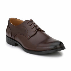Black Derby Formal Shoes