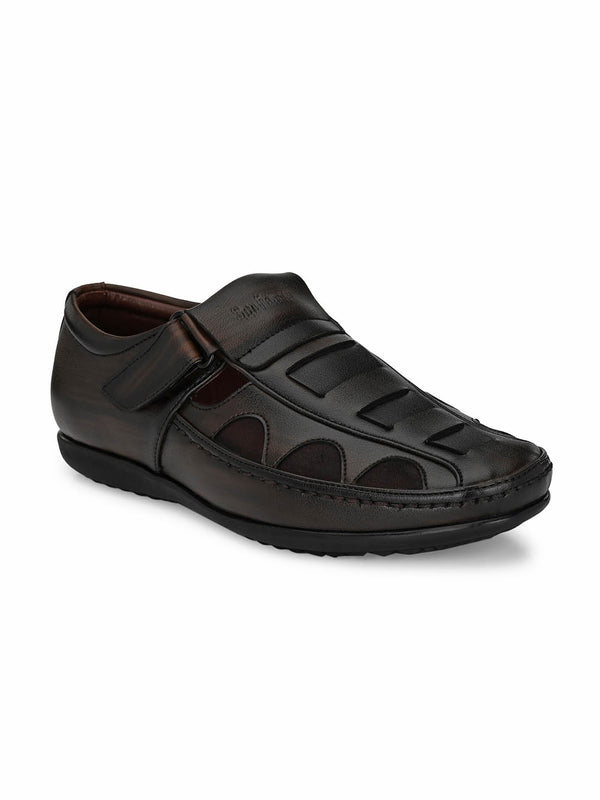 Ittar Brown Sandals