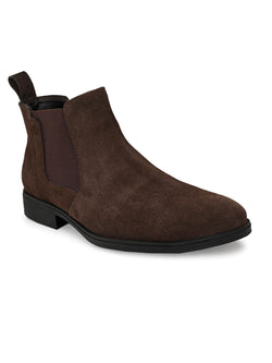 Robust Brown Boots
