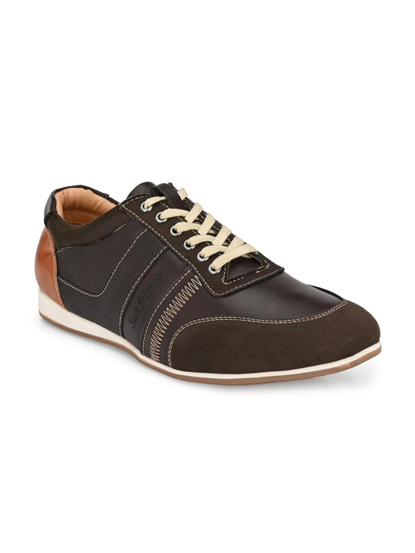 Bridge Brown Sneakers
