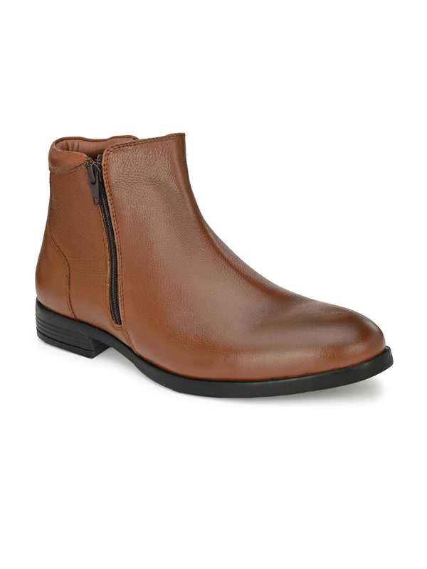 Ari Gold Ankle Boots