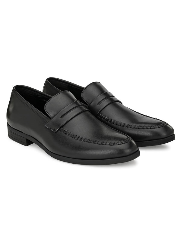 Stark Black Loafer