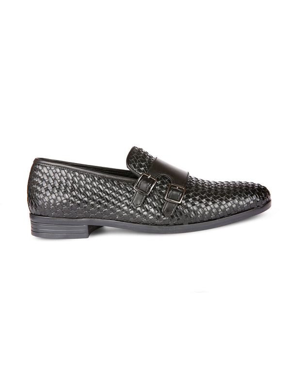 Chatai Black Monk-Strap