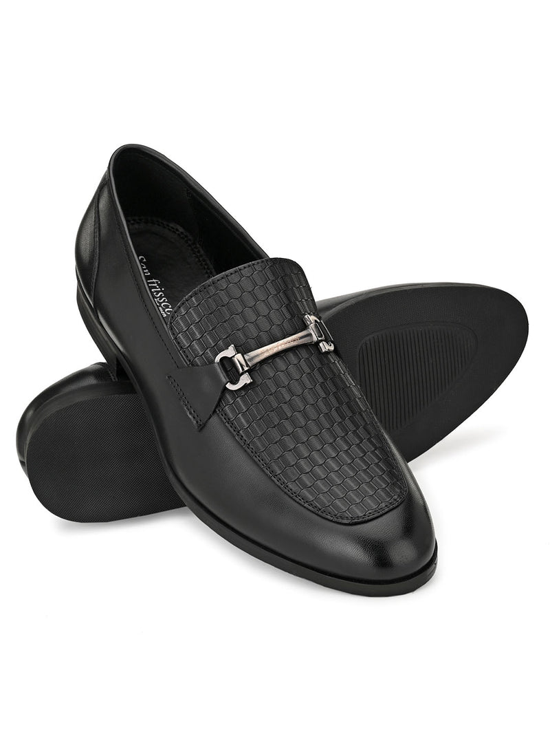 christen Black Loafer