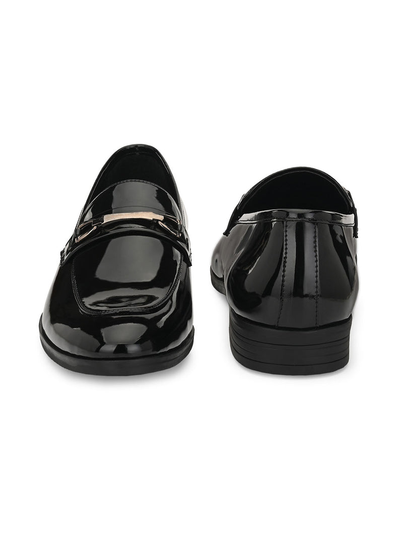 Sterling Black Loafers