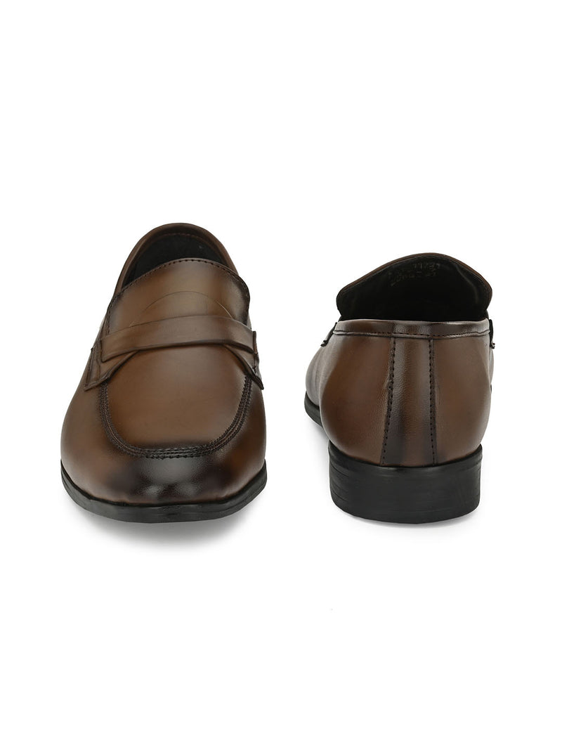 Sail In Spain Brown Moccasin