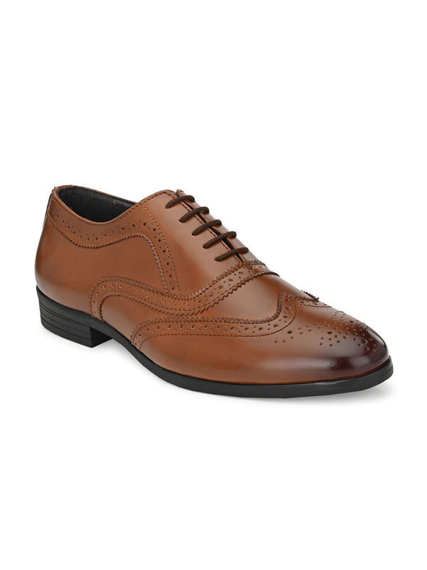Brit Boy Shortwing Brogues