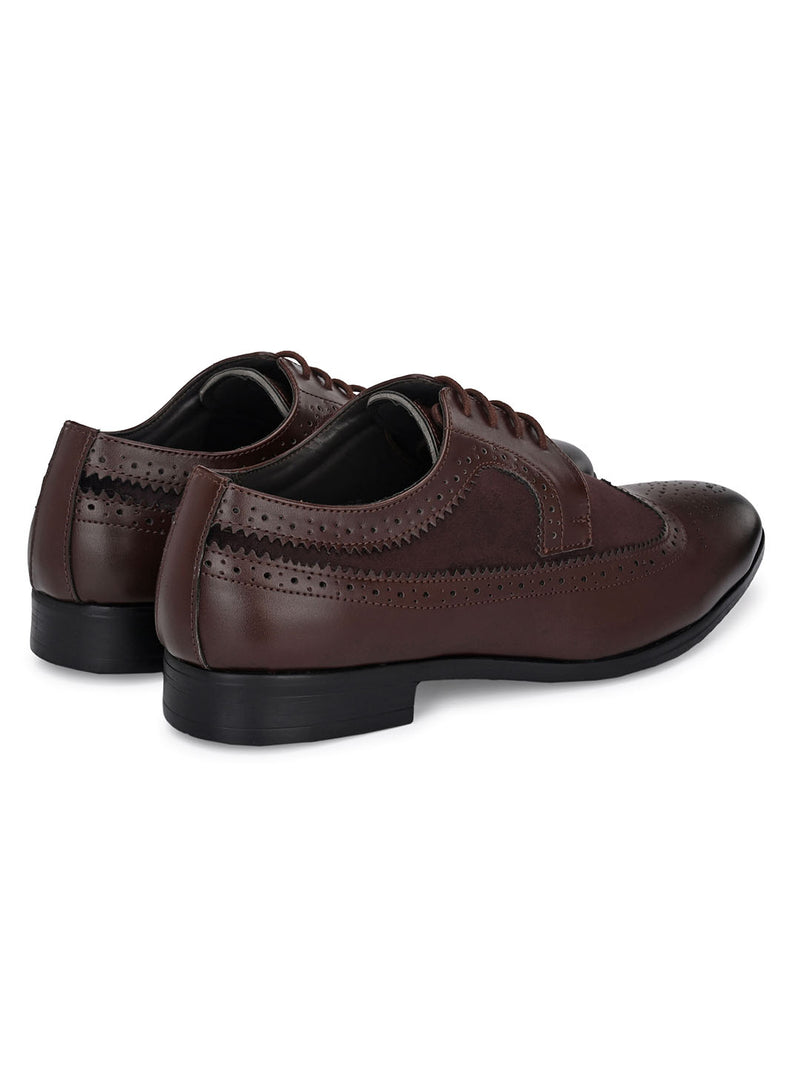 Duke Shortwing Brogues