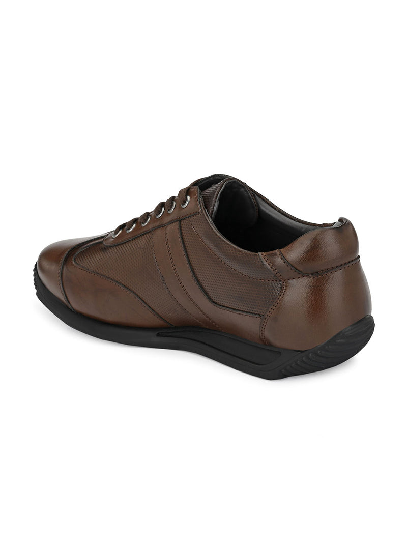 Sync Brown Sneakers
