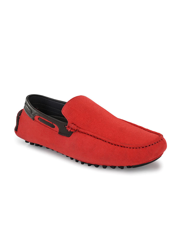Rewind Red Loafers