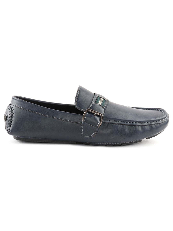 Blue Casual Everyday Loafers