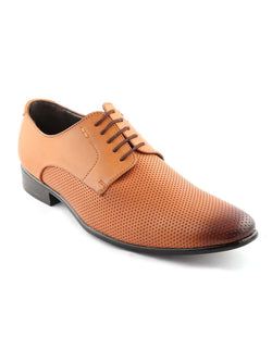 Cognac Formal Derbys