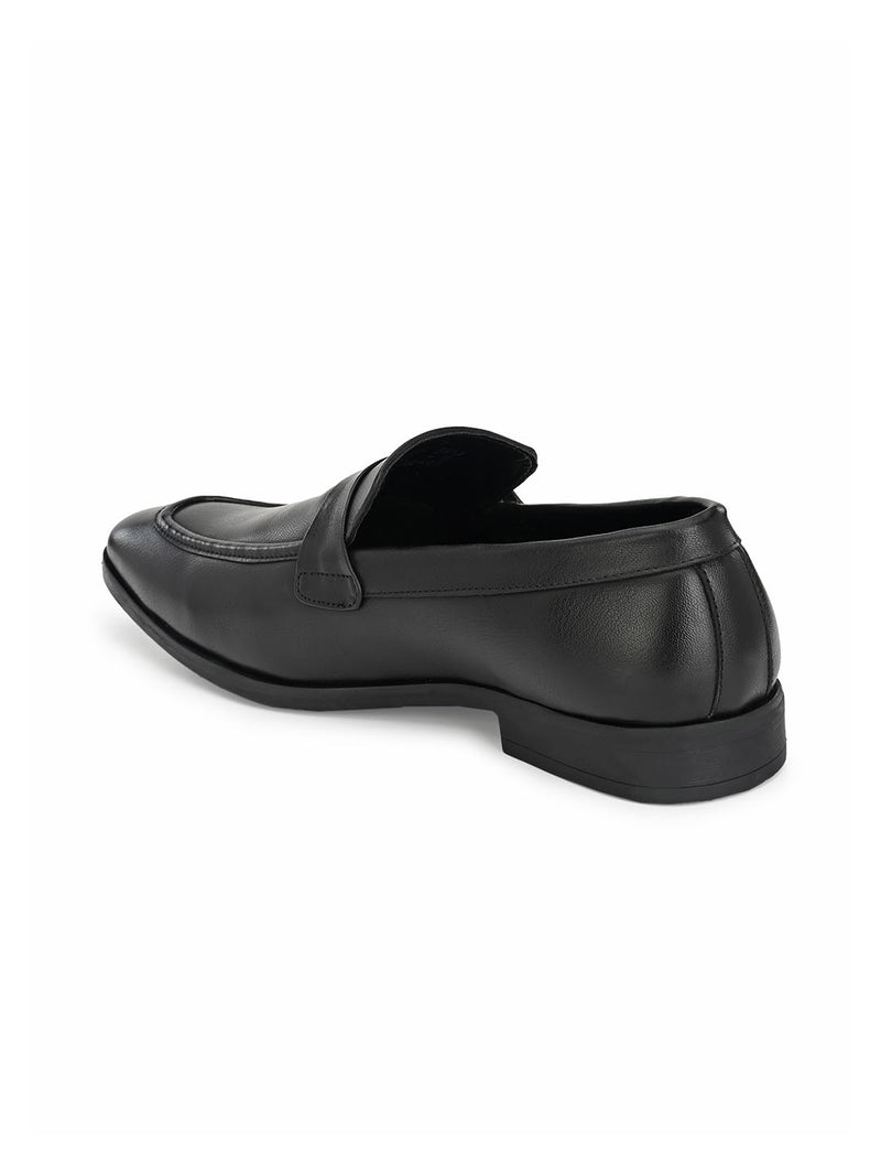 Mafia Black Moccasin