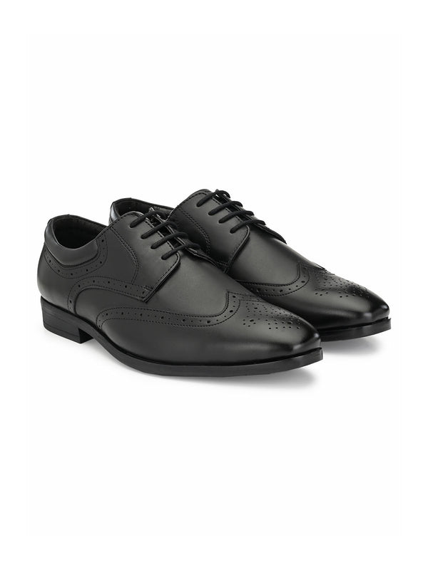 BangBen Black Brogue