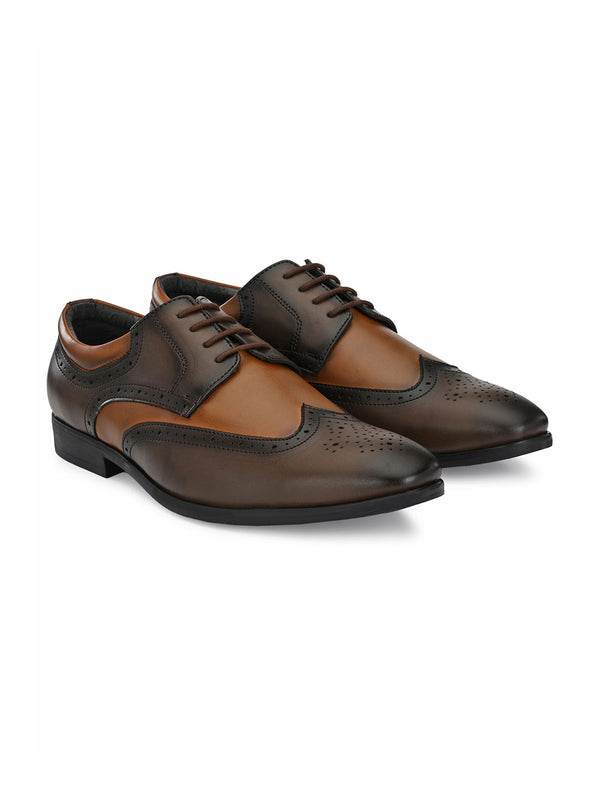 Bangben Brown Brogue