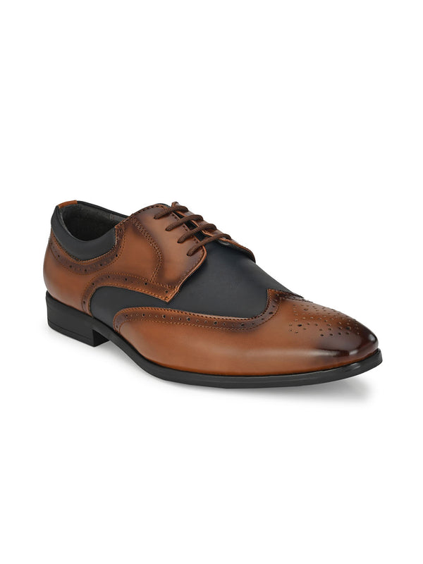 BigBoy Longwing Tan Brogue