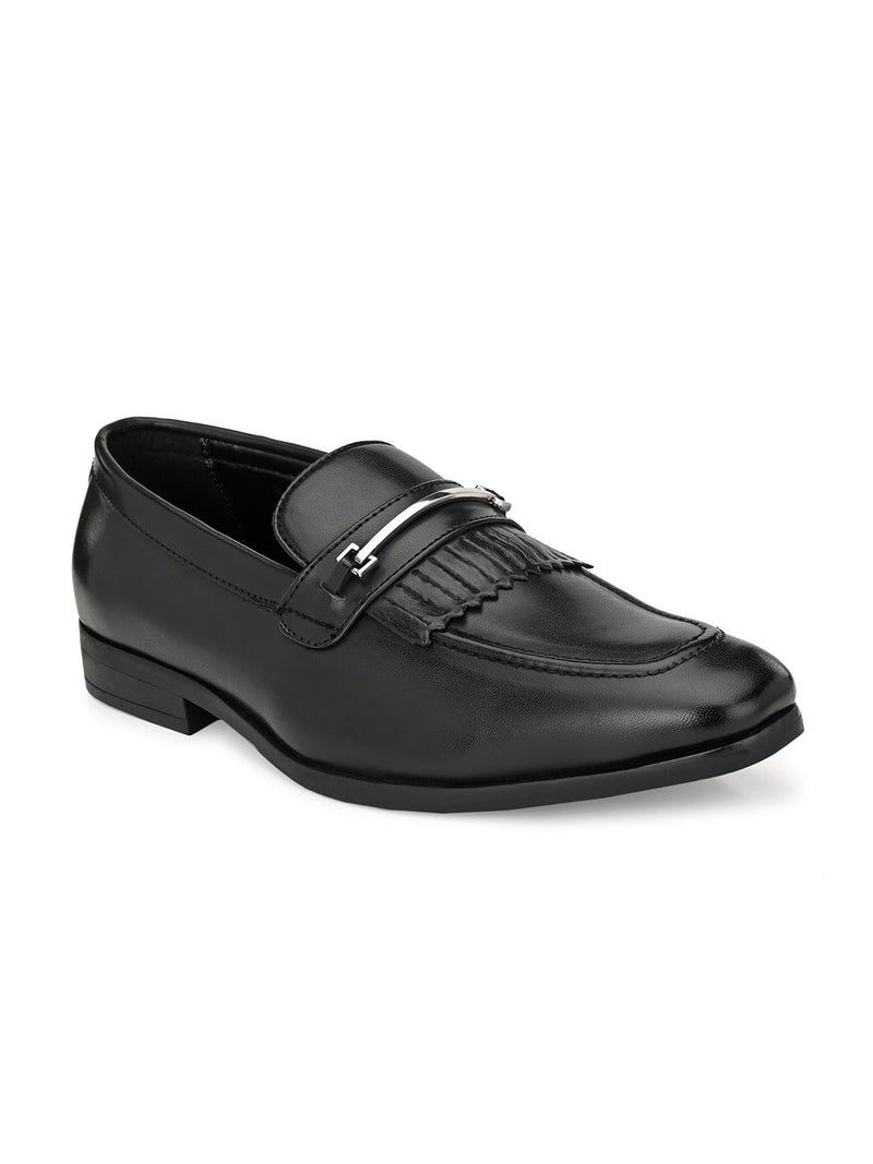 Winsome Black Loafers