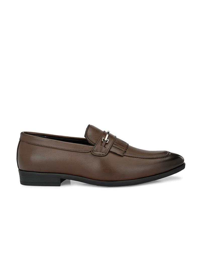 Winsome Brown Loafers