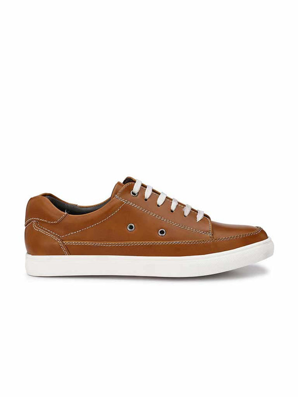 Tan Casual Sneakers