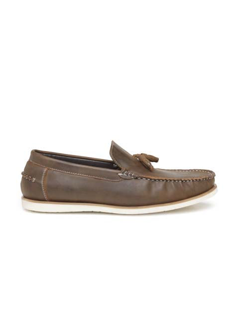 San Frissco Tassel Driving Shoes