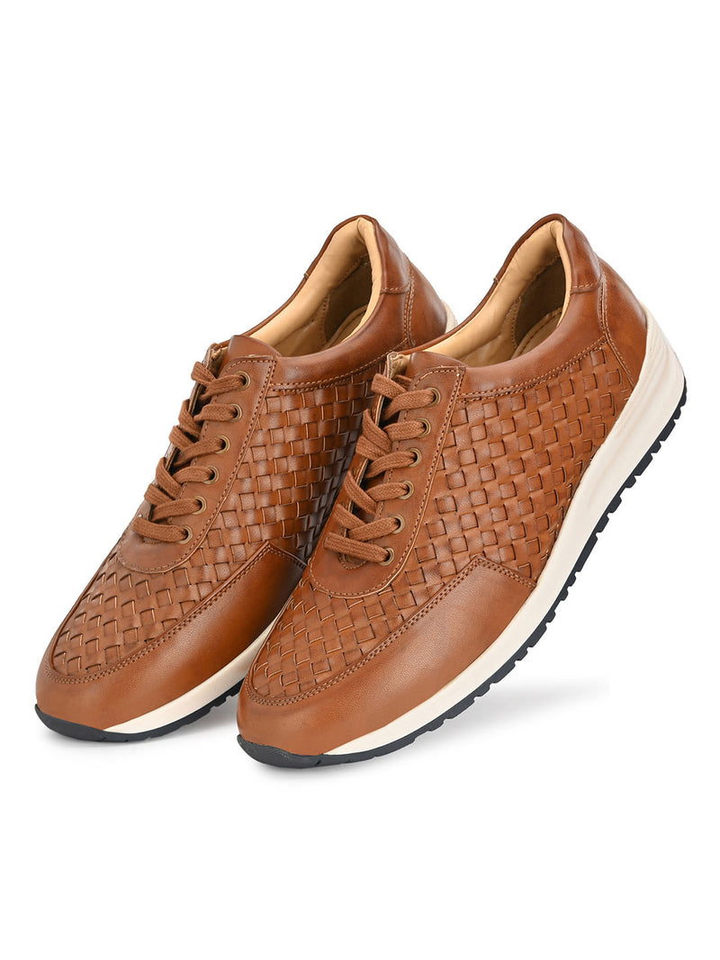 Crossover Tan Sneakers