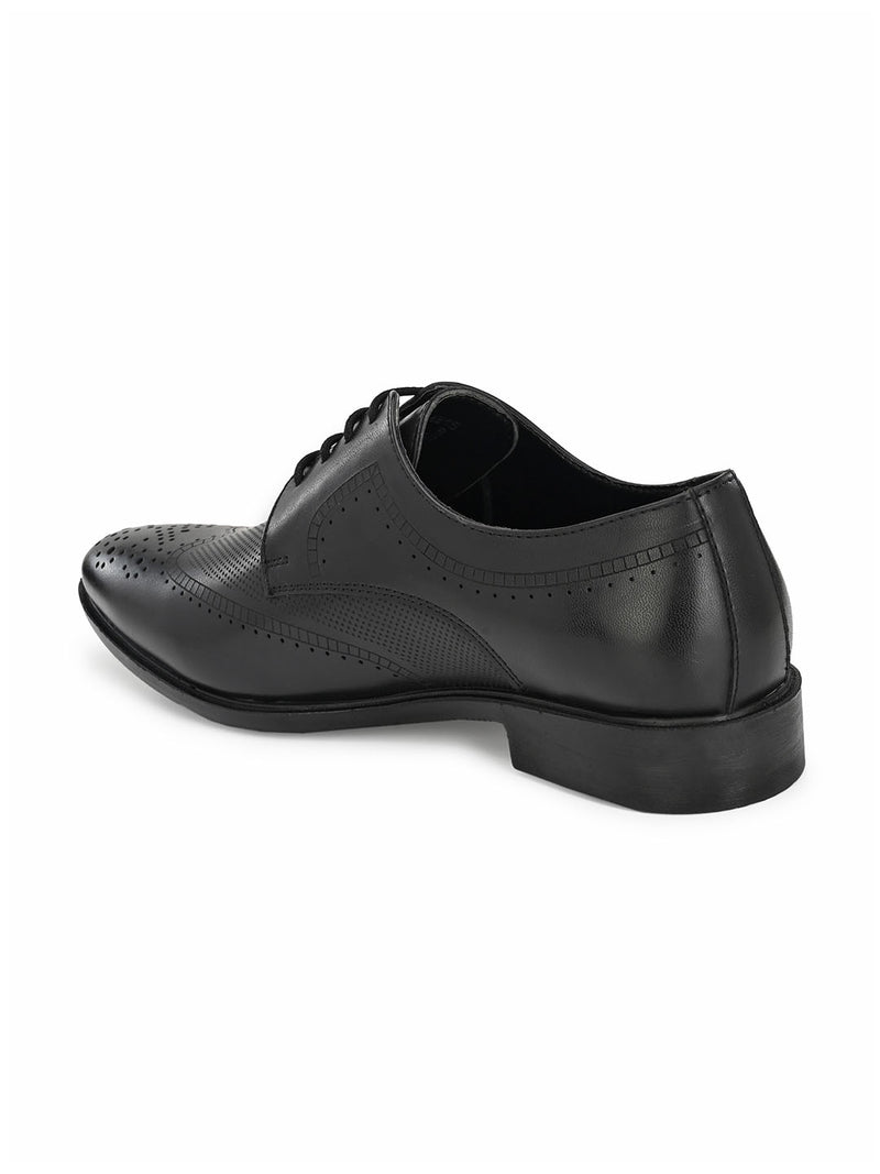 Bigshot Black Brogue